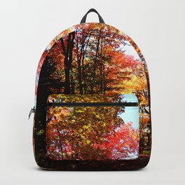 Eastern Quebec in Autumn Backpack