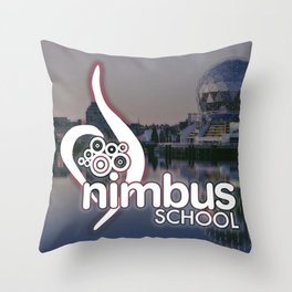 NIMBUS 2018 Throw Pillow