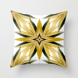 The meeting of the Minds... Throw Pillow