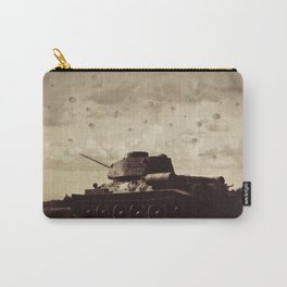 Never Heard Silence Quite This Loud Carry-All Pouch