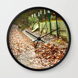 Procrastination Never Pays Wall Clock