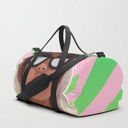 This Girl Wants To Kiss Me Duffle Bag