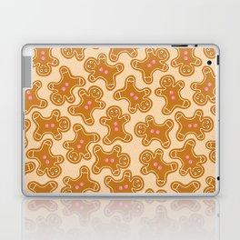 Gingerbread Man Cookies Laptop & iPad Skin