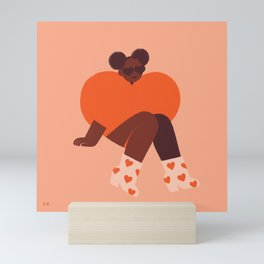 Self Love Mini Art Print