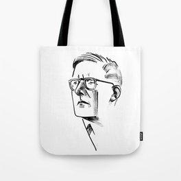 Shostakovich Tote Bag