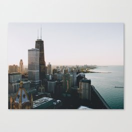 Chicago - View From the Top Canvas Print
