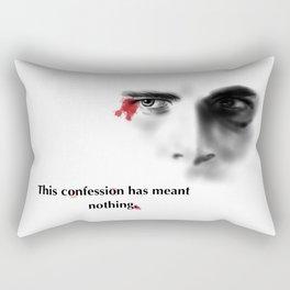 Patrick Bateman (American Psycho) Rectangular Pillow