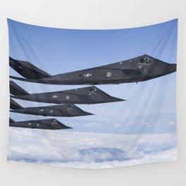 Lockheed F-117 Nighthawk Wall Tapestry