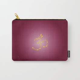 Dark purple OM Carry-All Pouch
