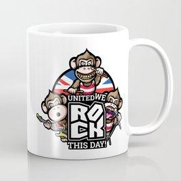 United we rock! Coffee Mug