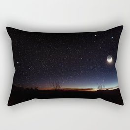 Road trip to Big Bend Rectangular Pillow