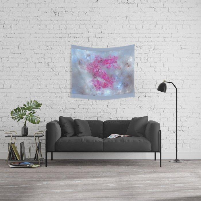 EIHWAZ - Erneuerung (A7 B0001) Wall Tapestry