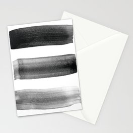 Three Brushes Stationery Cards