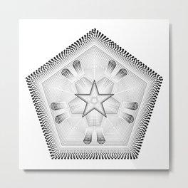 PENTIUM Metal Print