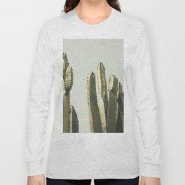 Desert Cactus 2 Long Sleeve T-shirt