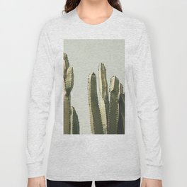 Desert Cactus 2 Long Sleeve T-shirt