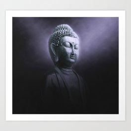 Meditation Buddha Art Print