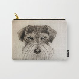 SWEET SCHNAUZER Carry-All Pouch