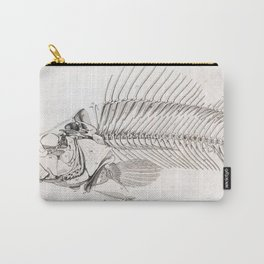 Fish bones Carry-All Pouch