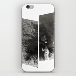 Coulrophobia Woods iPhone Skin