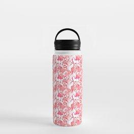Flamingo Flamboyance Water Bottle