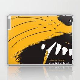 The Wolf of Wall Street | Fan Poster Design Laptop & iPad Skin