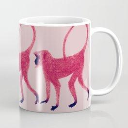 Red Monkey Coffee Mug