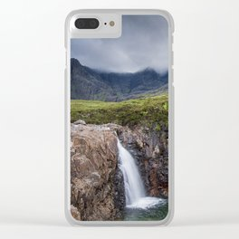The Fairy Pools Clear iPhone Case