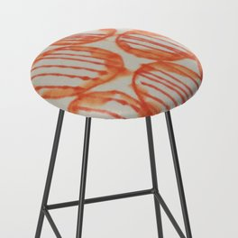 O-range Lanterns Bar Stool