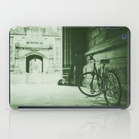 jewish iPad Cases featuring Break Time by Brown Eyed Lady