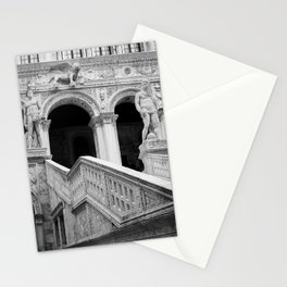 the giants stairs Stationery Cards