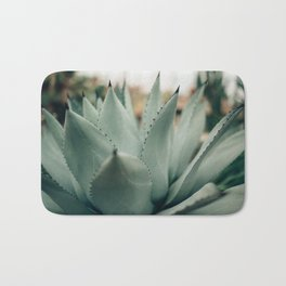 Agave Succulent Bath Mat