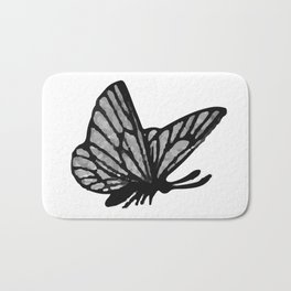 Butterfy Bath Mat