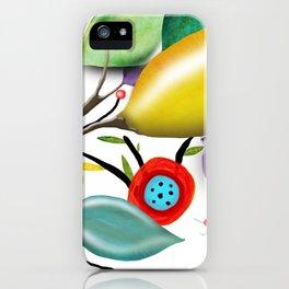 Cinque Terre - Lemons Lemon - Italian Riviera - Limoni Lemon Pattern Home Decor iPhone Case