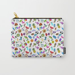 Summer bright and cheerful fun! Carry-All Pouch