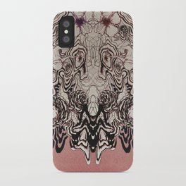 Entangled Bouquet iPhone Case