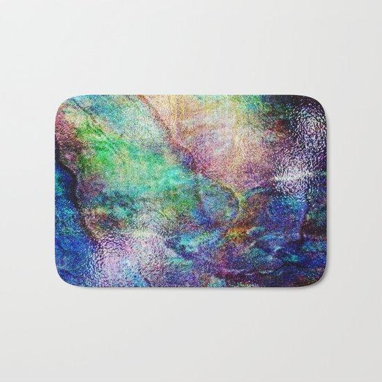 Mermaid Sea Ocean Shell Bath Mat