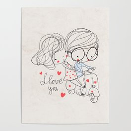 Couple Love Poster