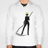 durarara Hoodies featuring Celty by JHTY