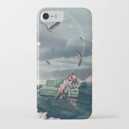 Evenings that I can't Remember iPhone Case
