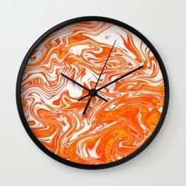Marbled XVIII Wall Clock