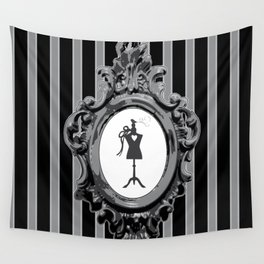 cadrebuste Wall Tapestry