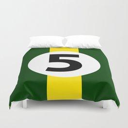 Lotus Racing Design Duvet Cover