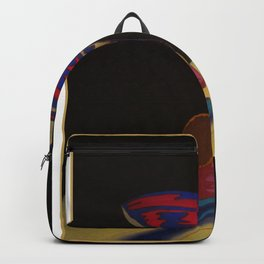 Praying for Guidance Backpack