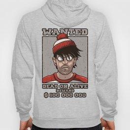 Wanted Hoody
