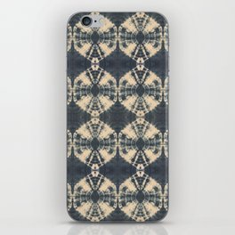 Circle Shibori iPhone Skin