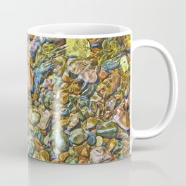 Baptism River Rocks Coffee Mug