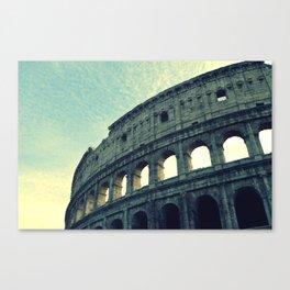 Colosseum. Canvas Print
