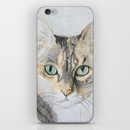 Cookie the cat iPhone Skin
