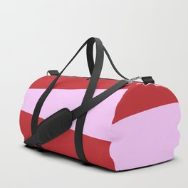 PINK CIRCUS DREAM #red #minimal #art #design #kirovair #buyart #decor #home Duffle Bag